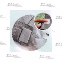 Papelotes de Alumínio com Compressas 105x85mm 100 unidades Nail.Pro