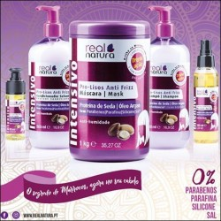 Pro-Lisos Anti Frizz Real Natura