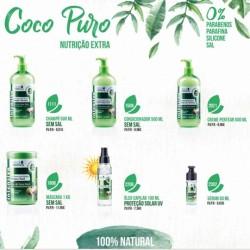 Pro-Nutrição Extra Coco Real Natura