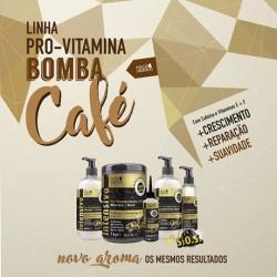 Pro-Vitaminado Bomba Café Real Natura