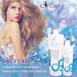 Daily Care (Uso Frequente) Violet Hair Cosmetics