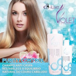 Purity Control (Anti-Caspa) Violet Hair Cosmetics