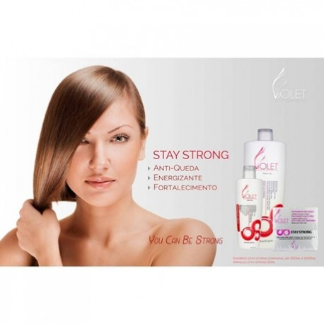 Stay Strong Violet Hair Cosmetics