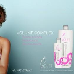 Volume Complex Violet Hair Cosmetics