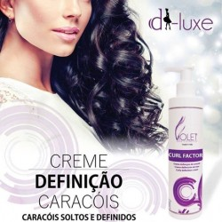 Curl Factor 200ml Violet Hair Cosmetics