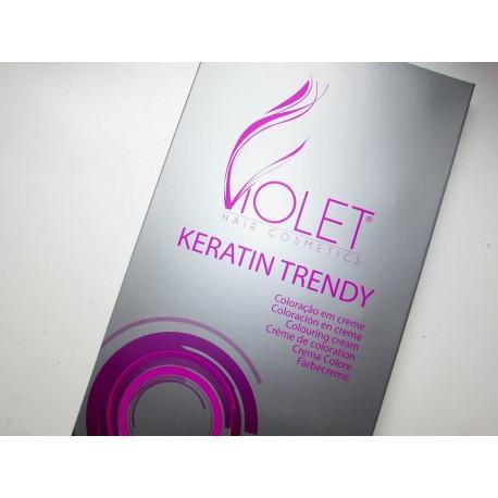 Coloração Com Keratina 150ml Violet Hair Cosmetics