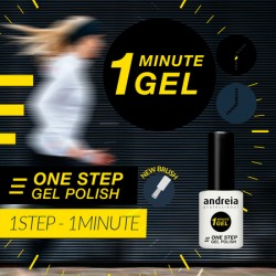 One Minute Gel 10.5ml Andreia