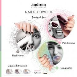 Nails Powder Pó Efeito Andreia
