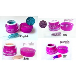 Gel de Cor 5grs Purple Professional