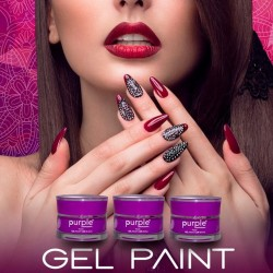 Gel Paint 5grs Purple Professional