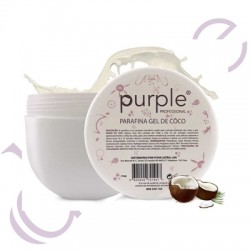 Parafina Gel Coco 500ml Purple