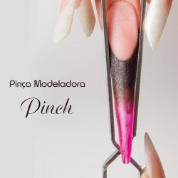 Pinça Pinch Modeladora Purple Professional
