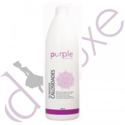Gel Removedor de Calosidades 500ml - Purple Professional