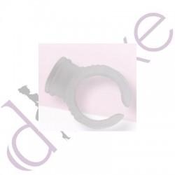 Anel Plástico para Cola Extensão Pestanas - Purple Professional