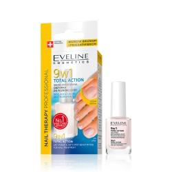 Verniz de Tratamento para Unhas dos Pés 9 em 1 12ml Eveline