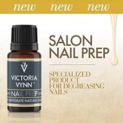 SALON NAIL PREP Desengordurante e prevenção de fungos e micoses 15ml - Victoria Vynn