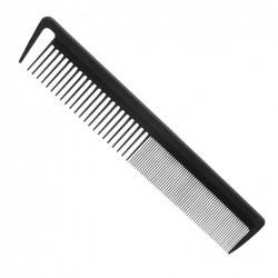 Pente Carbono Batedor Dentes de Separação 19cm - Eurostil