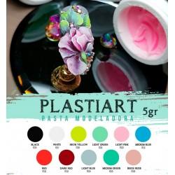 Plastiart Pasta Modeladora 5grs - Purple Professional