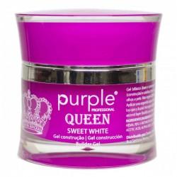 Gel de Construção Bifásico Queen 15grs Purple Professional