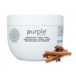 Creme Redutor Quente de Canela 500ml - Purple Professional