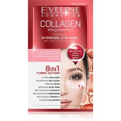 Pads Hidrogel Tratamento Lifting Colagénio Eveline