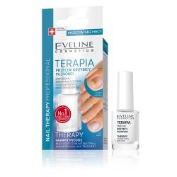 Nail Therapy - Tratamento e Prevenção Infecções Fúngicas 12ml - Eveline
