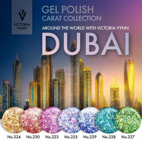 Colecção Carat - Verniz Gel UV/LED 8ml - Victoria Vynn