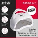 Catalisador Profissional A LAMP PRO - Andreia Professional