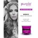 Gel de Construção Bifásico 100grs Purple Professional
