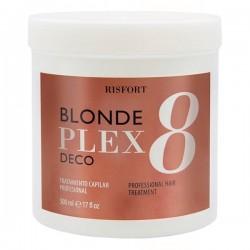Pó Descolorante Blonde Plex 500grs - Risfort