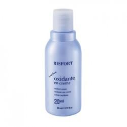 Oxidante em Creme 20 volumes 1000ml Risfort