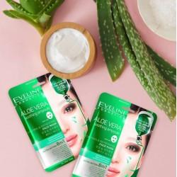 Máscara Facial Q10 Anti-Rugas (1pcs) Eveline Cosmetics