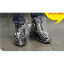Protecção Calçado Elástica Descartável 100unid - RickiParodi