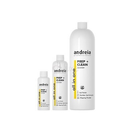 ALL IN ONE – PREP + CLEAN - Andreia Professional
