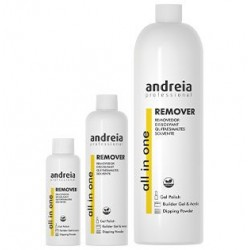 ALL IN ONE REMOVER - Andreia Professional