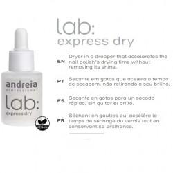 LAB: EXPRESS DRY (secante em gotas) - Andreia Professional