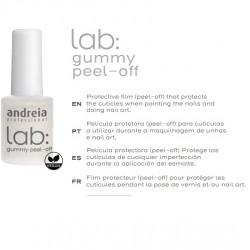 LAB: GUMMY PEEL-OFF (pelicula protetora) - Andreia Professional