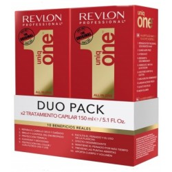 PACK DUO - Uniq One Tratamento Cabelo 2X150ml - Revlon