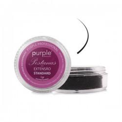 Pestanas Standard Fita - Purple Professional