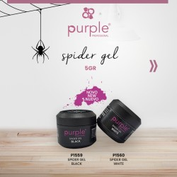 Spider Gel - Nail Art - Purple Professional