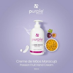 Creme de Mãos 500ml - Purple Professional