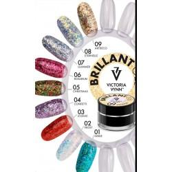 Brillant Gel (Gel de Cor) - Victoria Vynn