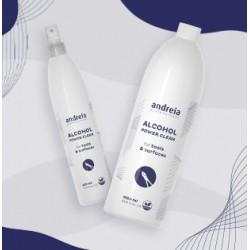 ALCOHOL POWER CLEAN Desinfetante para utensílios e superfícies 1000ml - Andreia Professional