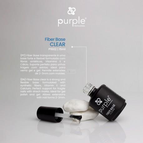Fiber Base 15ml - Purple Professional