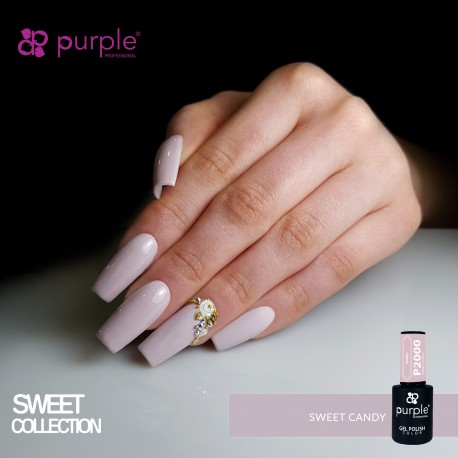 Verniz Gel 10ml Purple Professional